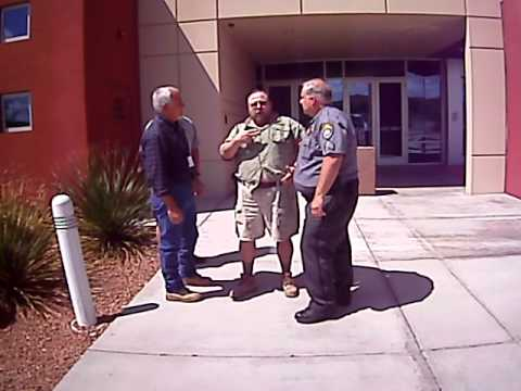 Mohave County, Arizona Resident Assaulted by Deputy for reporting a Crime  8-1-11 ??