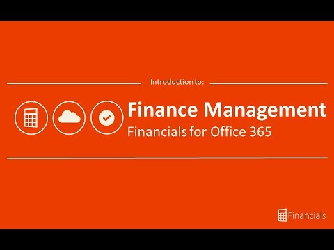 Introduction to Finance Management