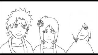 how to draw nagato konan and yahiko