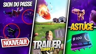 Analysis of the TRAILER COMPLET SAISON 10, SKIN of the PASSE - Other on FORTNITE! (Fortnite News)