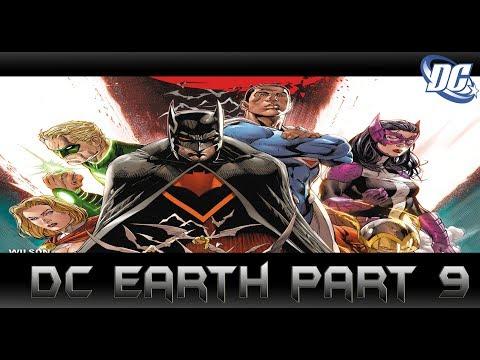 นับถอยหลังสู่ความตาย Earth 2 Part 9 - Comic World Daily