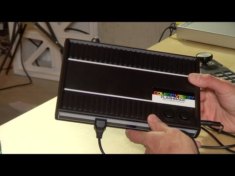 Colecovision Flashback Retro Replica Game Console with 60 games Review