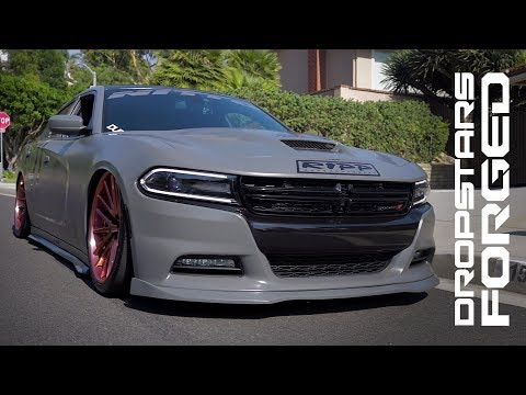 2019 Dodge Charger on Dropstars Forged