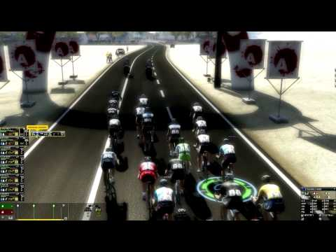 Pro Cycling Manager 2014 - Garmin - Tour of Qatar