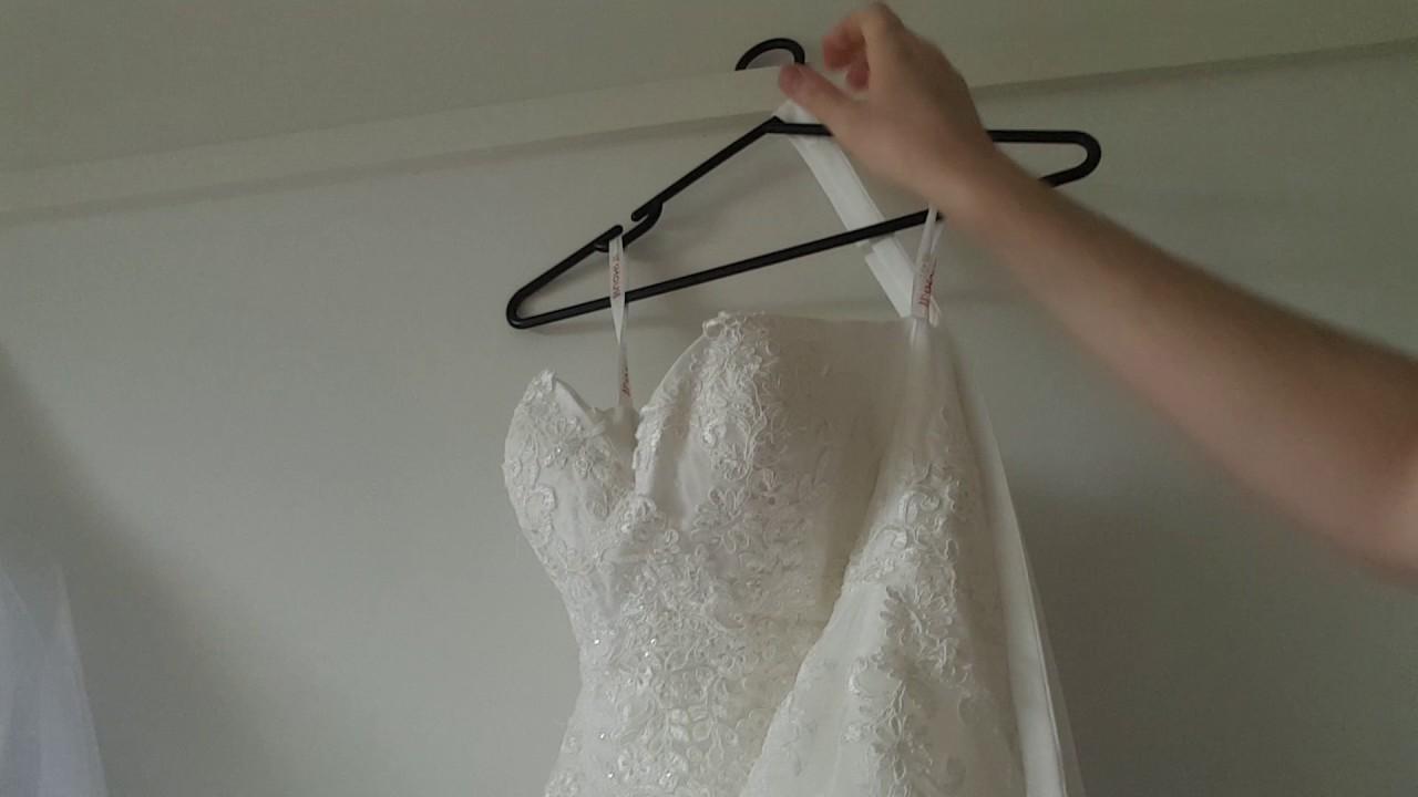 177435128b677 JJsHouse Wedding Dress Review - YouTube