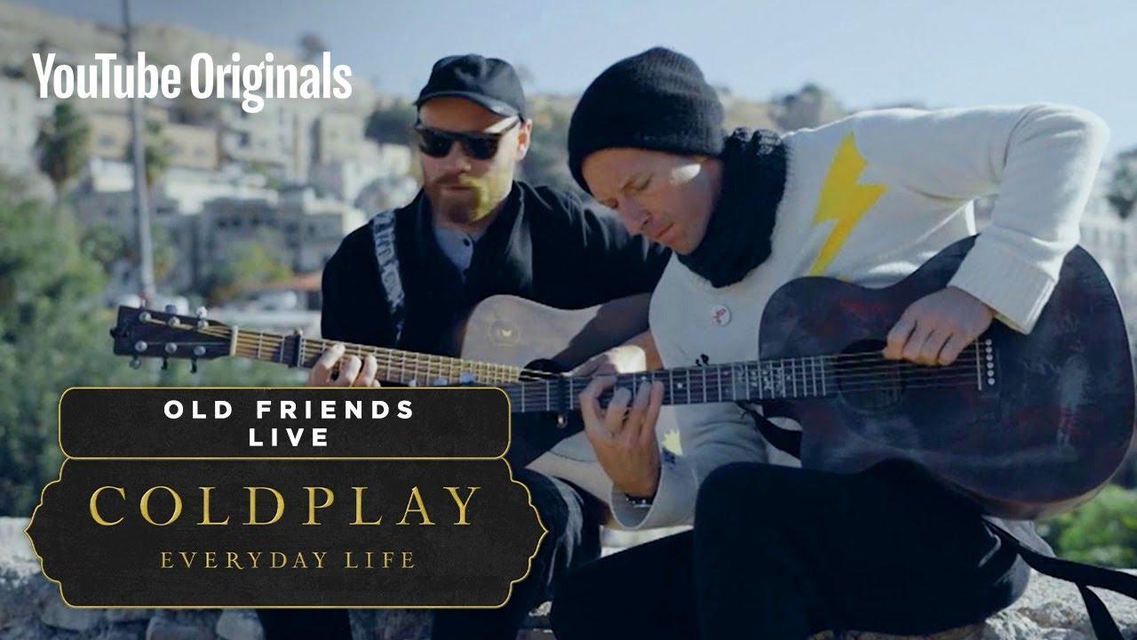 Coldplay — Old Friends (Live in Jordan)