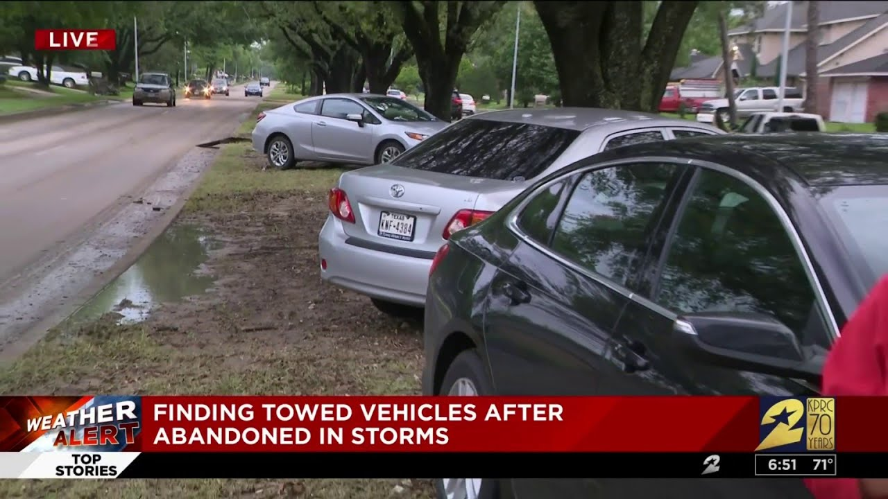 Towed Car Finder >> Finding Towed Vehicles After Storms