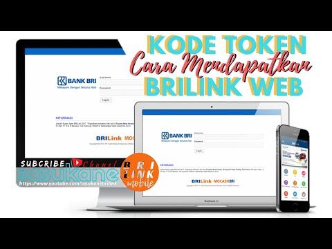 Tahapan Sinkronisasi Kode Token Brilink web
