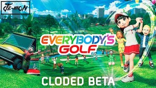 Vídeo Everybody's Golf