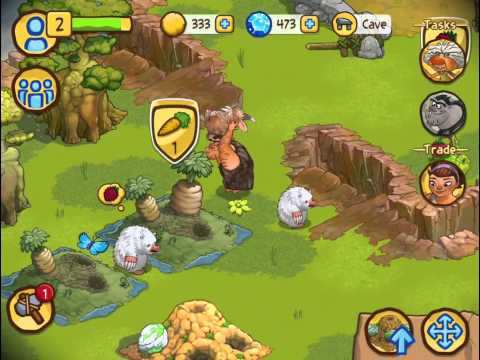 The Croods HD Gameplay