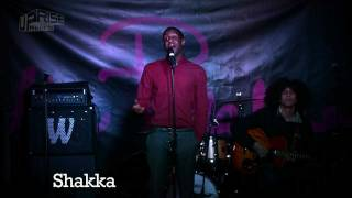 WRITERS LOUNGE: SHAKKA -