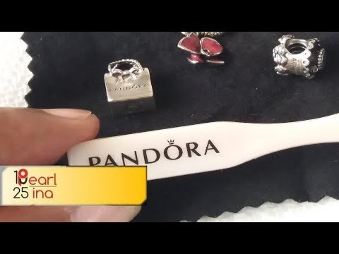 Clean Pandora Jewelry Charms With Pandora Cleaning Kit