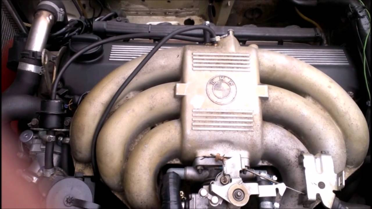 BMW E I M Engine Makes Weird Ticking Sound Please - Bmw 320 engine