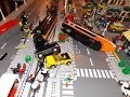 More LEGO Train Crashes