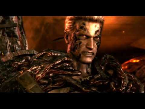 Resident Evil 5 Wesker Final Boss Battle Theme Deep Ambition