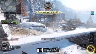 Black Ops 3 - 30-1 FFA gameplay on Stronghold