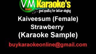 Kaiveesum HQ KARAOKE (Female)