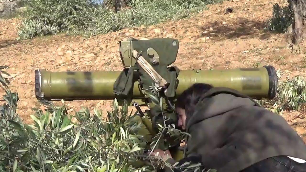 TERORIST KAMERASINDAN AFRİN'DE TANKIMIZI VURDUĞUNU ZANNEDEN YPG LI TERORISTLER