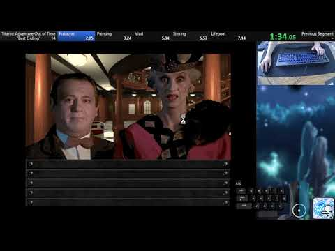 Titanic: Adventure Out of Time Speedrun (Best Ending) 7:07.03 [World Record] |