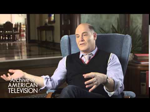 Matthew Weiner discusses Don's relationship with the waitress on