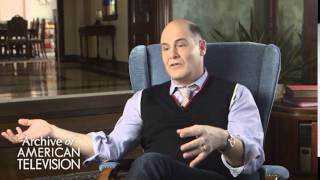 "Matthew Weiner discusses Don's relationship with the waitress on ""Mad Men"" - EMMYTVLEGENDS.ORG"