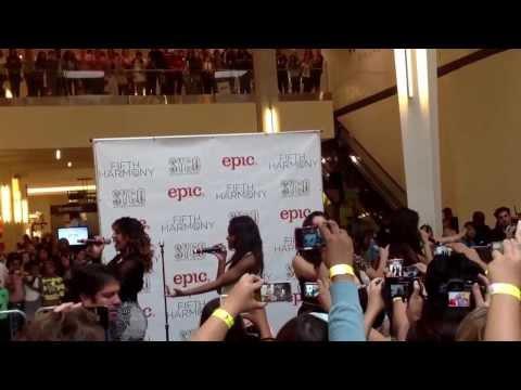 Fifth Harmony Full Performance: #HarmonizeSeattle 8/15/13