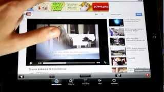 Как скачать видео, аудио на IOS. Сравнение программ.(Многие пользователи IOS, будь-то Ipad, ipod, iphone задумываются, как скачать любимые песни на свой девайс без подклю..., 2013-02-07T18:16:23.000Z)
