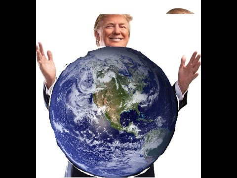 MEGA GEOGRAPHY LESSON WITH DONALD TRUMP !!!