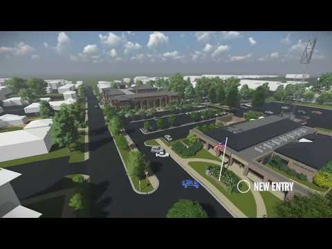 Auburn Alabama Future Development Study