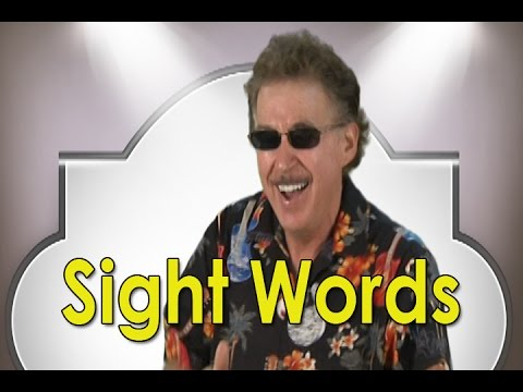 Sight Words | Sight Words Kindergarten | High Frequency Words | Popcorn Words | Jump Out Words