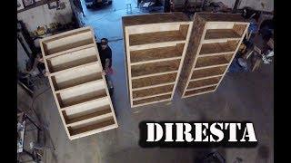 DiResta Shop Shelves with new DEWALT® XP™ Tape Measure