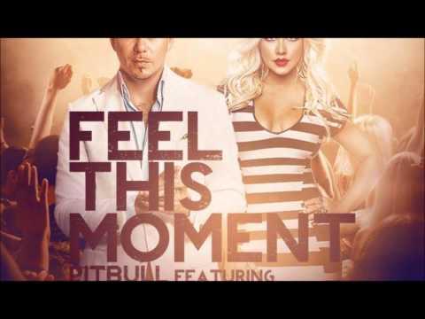 Feel This Moment Radio Edit  Pitbull Feat Christina Aguilera