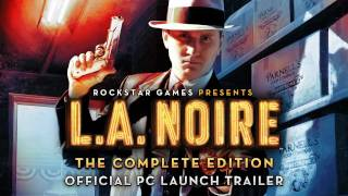 l.A. Noire The Complete Edition Preview using OnLive