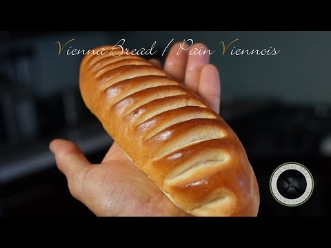 Vienna Bread / Pain Viennois / Buns – Bruno Albouze – THE REAL DEAL