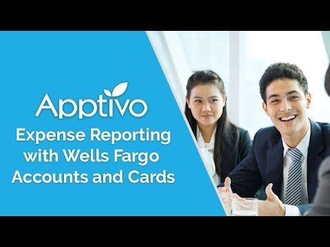 Expense Reporting With Your Wells Fargo Credit Card or Bank Account