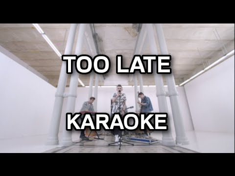 Young Stadium Club - Too late [karaoke/instrumental] - Polinstrumentalista
