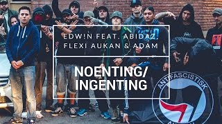 "Edw!n Feat. Abidaz, Flexi Aukan & ADAM - ""Noenting/Ingenting"" [OFFISIELL MUSIKKVIDEO]: YLTV"