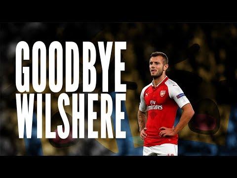 Jack Wilshere - GOODBYE - Arsenal 2008-2018