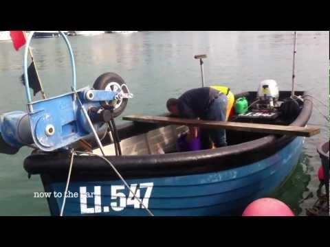 Net Fishing Littlehampton (not The Deadliest Catch)