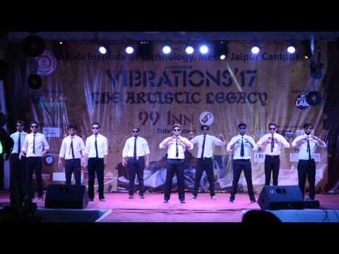 Final Year - BIT Jaipur | Vibrations'17