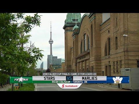 Scotiabank Game Highlights: Stars at Marlies (Game 2) - June 3, 2018
