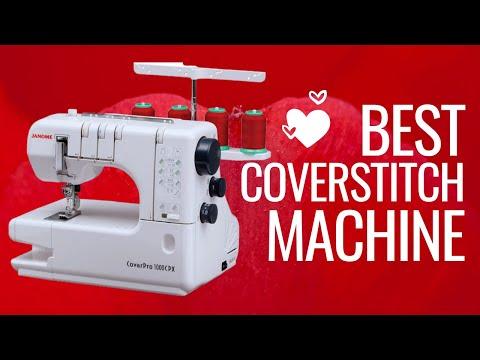 Coverstitch Machine: Best Coverstitch Machines Of 2020