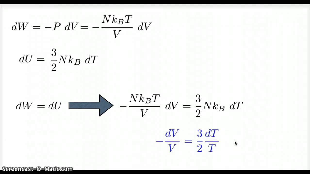 Adiabatic process, its essence and formulas 20