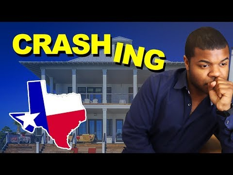 Dallas Real Estate Market IS CRASHING (4th Qtr 2018)