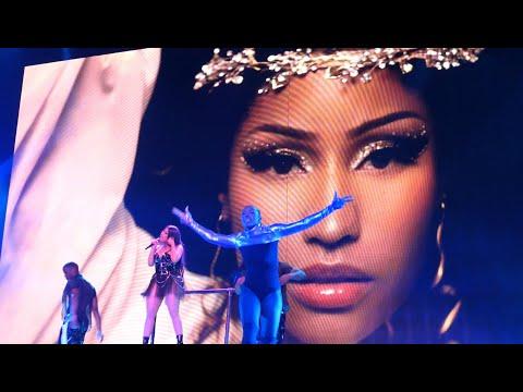 Moment 4 Life, Nicki Minaj The Nicki Wrld Tour Copenhagen, Denmark
