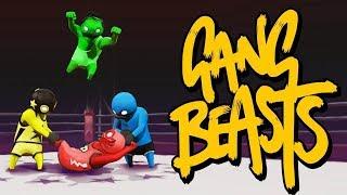 عصابة الجلد   ضحححك مستمررر! Gang Beasts