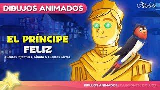 El Príncipe Feliz animado en Español   Cuentos infantiles para dormir   Dibujos animados para niños