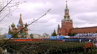 Дрожала брусчатка: как прошел Парад Победы в Москве