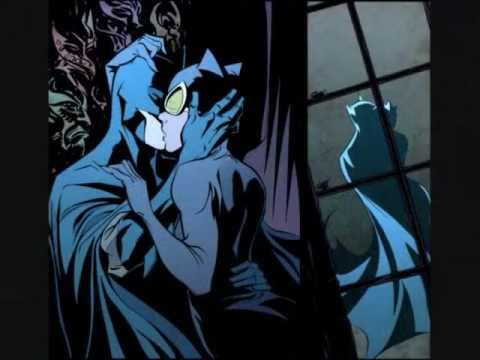 Batman Catwoman How Can We Be Lovers Youtube