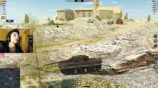 WoT Blitz - Как получить БАН за Колобанова.Провал танковой СИСТЕМЫ- World of Tanks Blitz (WoTB)